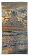 Beloved - Florida Sunset Beach Towel
