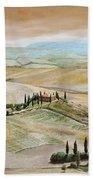 Belvedere - Tuscany Beach Towel