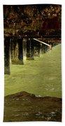 Berkley Pier California Beach Towel