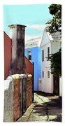 Bermuda Backstreet Beach Towel