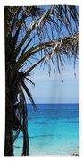 Bermuda Blues Beach Towel