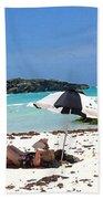 Bermuda On The Beach Beach Towel