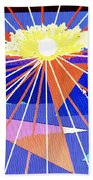 Bermuda Sunset Beach Towel