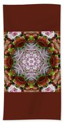 Berry Kaleidoscope Beach Towel