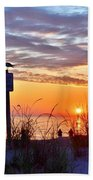 Sunrise In Paradise 2 Beach Towel