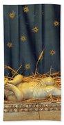 bethlehem - Baby Jesus  Beach Towel