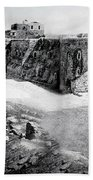 Bethlehem In 1875 Beach Towel