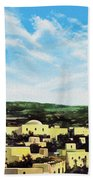 Bethlehem New Day Beach Towel