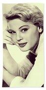 Betsy Palmer, Vintage Actress Beach Towel