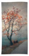 Between Seasons Beach Towel