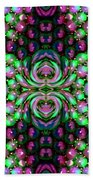 Bewitched Pattern Three Beach Towel