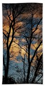 Beyond The Trees Beach Towel