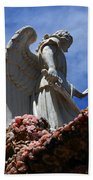 Big Angel Wings Beach Towel