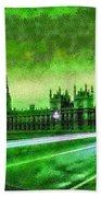 Big Ben London - Da Beach Towel