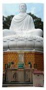 Big Buddha 3 Beach Towel