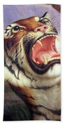 Big Cat Beach Towel