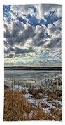 Big Marsh Spring Thaw 2 Beach Towel