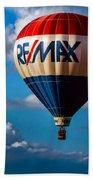 Big Max Re Max Beach Towel