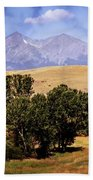 Big Timber Canyon 2 Beach Towel