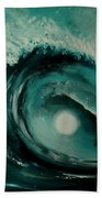 Big Wave Beach Towel