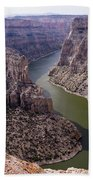 Bighorn Canyon Beach Towel