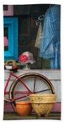 Bike - Lulu's Bike Beach Towel
