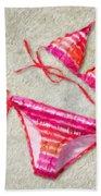 Bikini - Id 16218-130715-5870 Beach Towel