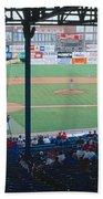 Bill Meyer Stadium, Aa Southern League Beach Towel