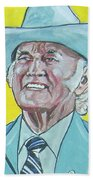 Bill Monroe Beach Towel
