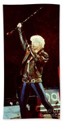 Billy Idol 90-2307 Beach Towel