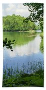 Biogradska Gora Forest  Beach Towel