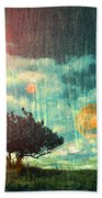 Birch Dreams Beach Towel