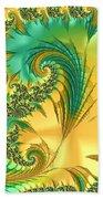 Bird Exotica Beach Towel