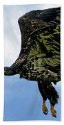 Birds 54 Beach Towel