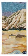 Birdseye Landscape #5 Beach Towel