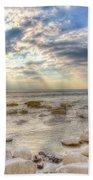 Birling Gap Angel Light Beach Towel