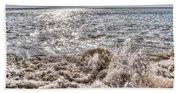 Birling Gap Waves Beach Towel