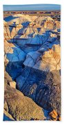 Bisti Badlands 10 Beach Towel