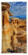 Bisti Badlands 12 Beach Towel