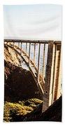 Bixby Bridge Beach Towel