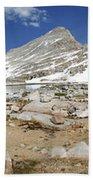 Black Bear Lake Camp - Sierra Beach Towel