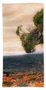Black Canyon Juniper - Colorado - Autumn Beach Sheet