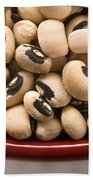 Black Eyed Peas Beach Towel