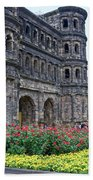 Black Gate Trier Beach Towel
