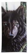 Black Wolf Beach Sheet