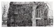 Blackfriars Chapel St Andrews Beach Towel
