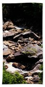Blackwater Canyon #4 Beach Towel