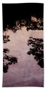 Blackwater Reflection Beach Towel
