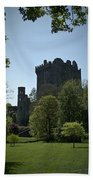 Blarney Castle Ireland Beach Towel
