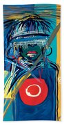 Blind To Culture Beach Towel